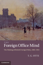 The Foreign Office Mind