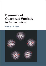 Dynamics of Quantised Vortices in Superfluids