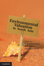 Environmental Valuation in South Asia