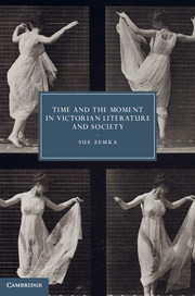 Time and the Moment in Victorian Literature and Society