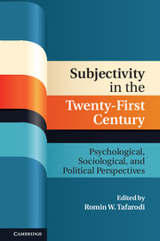 Subjectivity in the Twenty-First Century