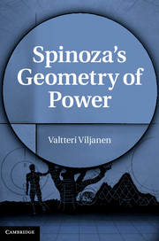 Spinoza's Geometry of Power