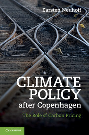 Climate Policy after Copenhagen