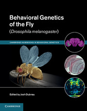 Behavioral Genetics of the Fly (<I>Drosophila Melanogaster</I>)