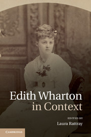 Edith Wharton in Context