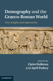 Demography and the Graeco-Roman World