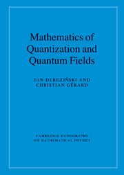 Mathematics of Quantization and Quantum Fields