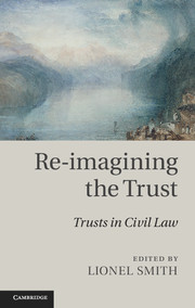 Re-imagining the Trust