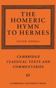 The Homeric Hymn to Hermes