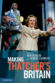 Making Thatchers Britain