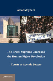 The Israeli Supreme Court and the Human Rights Revolution
