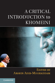 A Critical Introduction to Khomeini