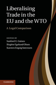 Liberalising Trade in the EU and the WTO