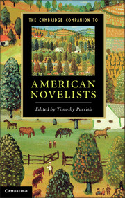 The Cambridge Companion to American Novelists