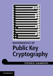 Mathematics of Public Key Cryptography