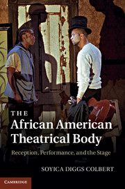 The African American Theatrical Body