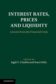 Interest Rates, Prices and Liquidity
