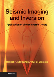 Seismic Imaging and Inversion