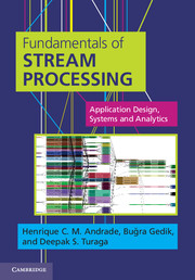 Fundamentals of Stream Processing