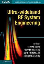 Ultra wideband rf system engineering rf and microwave engineering look inside ultra wideband rf system engineering fandeluxe Gallery