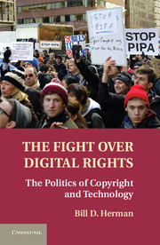 The Fight over Digital Rights