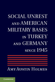 Social Unrest and American Military Bases in Turkey and Germany since 1945