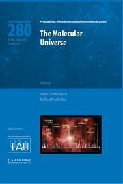 The Molecular Universe (IAU S280)
