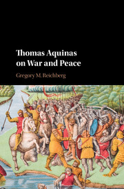 Thomas Aquinas on War and Peace