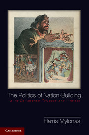 The Politics of Nation-Building