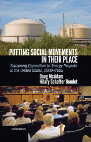 Putting Social Movements in their Place