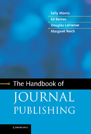 The Handbook of Journal Publishing