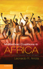 Multi-Ethnic Coalitions in Africa