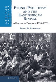 Ethnic Patriotism and the East African Revival
