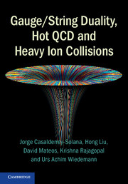 Gauge/String Duality, Hot QCD and Heavy Ion Collisions