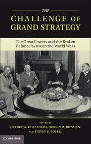The Challenge of Grand Strategy
