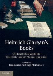 Heinrich Glarean's Books