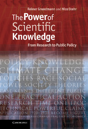 The Power of Scientific Knowledge