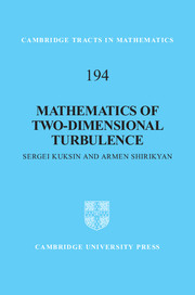 Mathematics of Two-Dimensional Turbulence