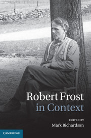 Robert Frost in Context