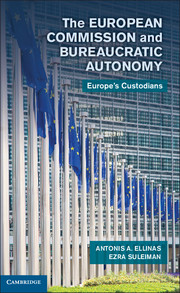 The European Commission and Bureaucratic Autonomy