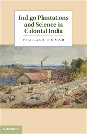 Indigo Plantations and Science in Colonial India