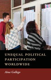 Unequal Political Participation Worldwide