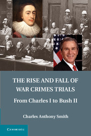 The Rise and Fall of War Crimes Trials