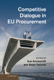 Competitive Dialogue in EU Procurement