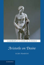 Aristotle on Desire