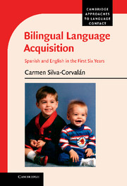 Bilingual Language Acquisition