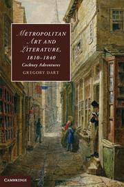 Metropolitan Art and Literature, 1810–1840