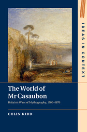 The World of Mr Casaubon