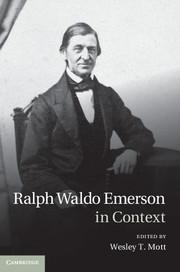 Ralph Waldo Emerson in Context