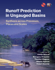 Runoff Prediction in Ungauged Basins